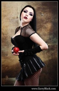 Girls of the Goth Subculture (274 photos) 114