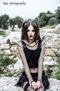 Girls of the Goth Subculture (274 photos) 124
