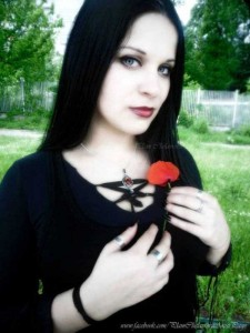 Girls of the Goth Subculture (274 photos) 144