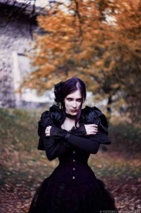 Girls of the Goth Subculture (274 photos) 173