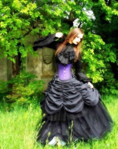 Girls of the Goth Subculture (274 photos) 174