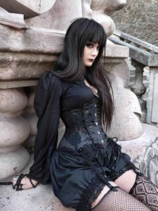 Girls of the Goth Subculture (274 photos) 193