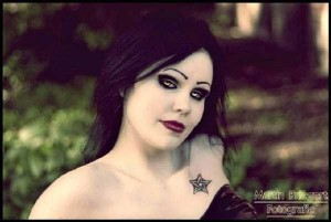 Girls of the Goth Subculture (274 photos) 210