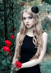 Girls of the Goth Subculture (274 photos) 222