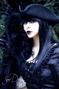 Girls of the Goth Subculture (274 photos) 38