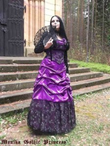 Girls of the Goth Subculture (274 photos) 42
