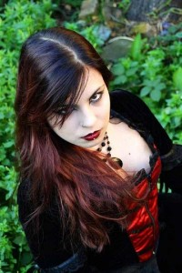 Girls of the Goth Subculture (274 photos) 56