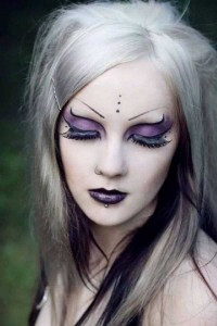 Girls of the Goth Subculture (274 photos) 79