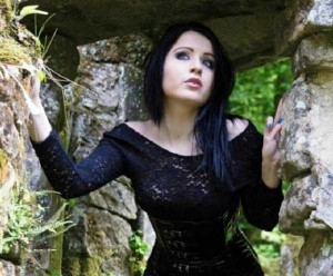 Girls of the Goth Subculture (274 photos) 84