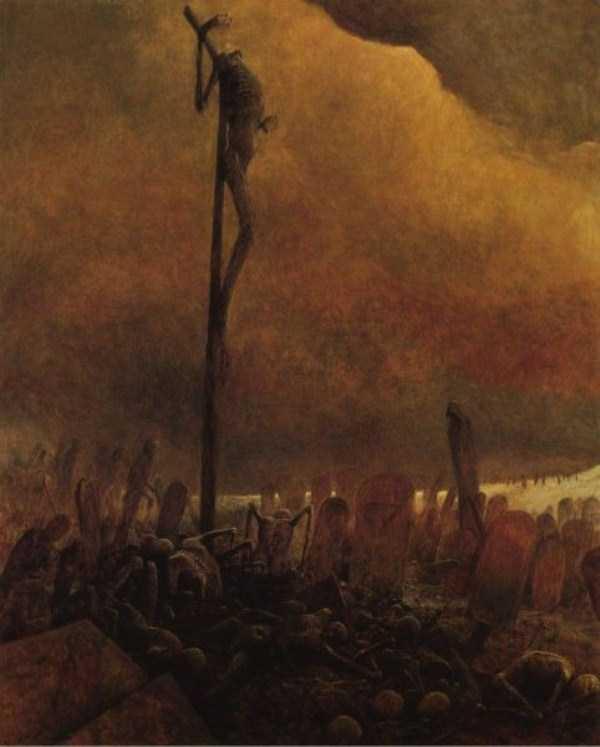 Zdzisław-Beksiński-hell-paintings (11)