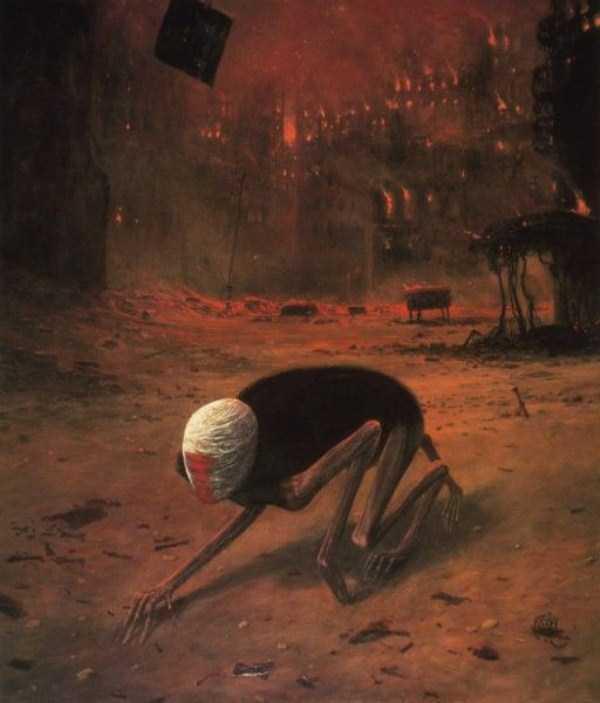 Zdzisław-Beksiński-hell-paintings (12)