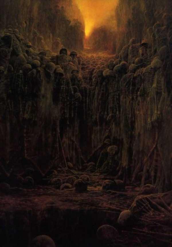Zdzisław-Beksiński-hell-paintings (14)
