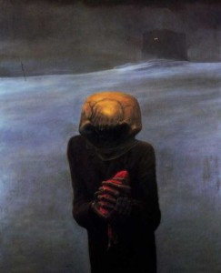 Painter's Terrifying Visions of Hell (27 photos) 15