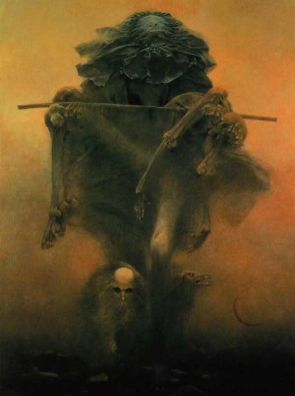 Zdzisław-Beksiński-hell-paintings (16)