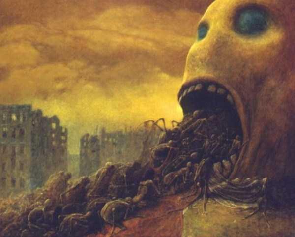 Zdzisław-Beksiński-hell-paintings (2)