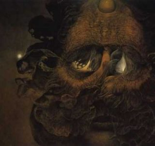 Painter's Terrifying Visions of Hell (27 photos)