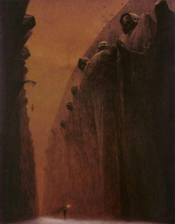 Zdzisław-Beksiński-hell-paintings (3)