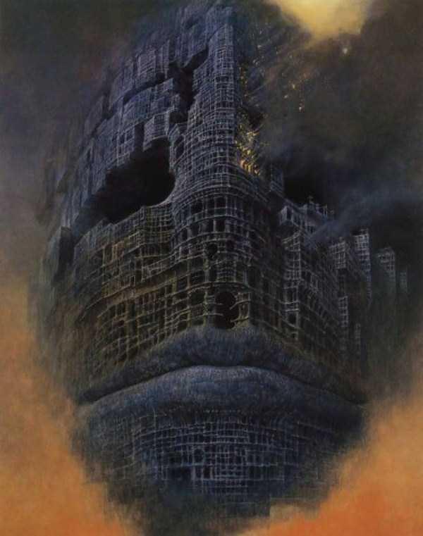 Zdzisław-Beksiński-hell-paintings (5)