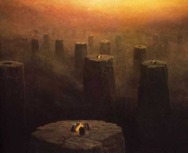 Zdzisław-Beksiński-hell-paintings (7)