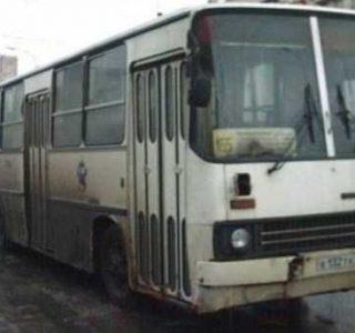 Old City Bus Transformed Into a Mobile Bar (23 photos)