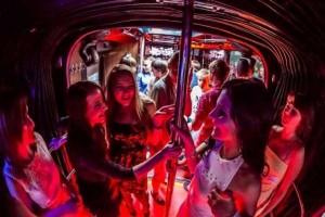 Old City Bus Transformed Into a Mobile Bar (23 photos) 21