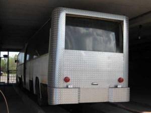 Old City Bus Transformed Into a Mobile Bar (23 photos) 3