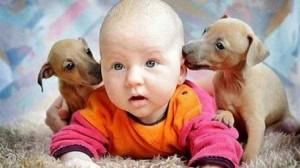 Kids With Their Four-Legged Best Friends (49 photos) 11
