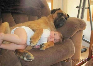 Kids With Their Four-Legged Best Friends (49 photos) 30