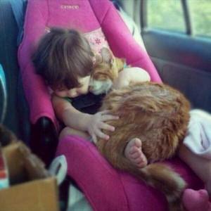Kids With Their Four-Legged Best Friends (49 photos) 31