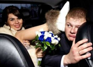 Some Weddings are a Bit Different (62 photos) 42