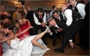 Some Weddings are a Bit Different (62 photos) 44