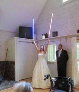 Some Weddings are a Bit Different (62 photos) 45