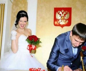 Some Weddings are a Bit Different (62 photos) 49
