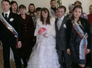 Some Weddings are a Bit Different (62 photos) 7