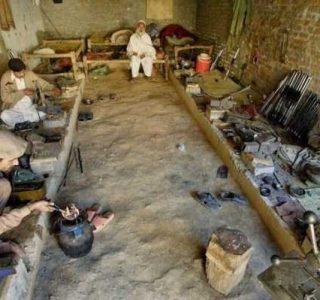 Illegal Gun Makers in Pakistan (15 photos)