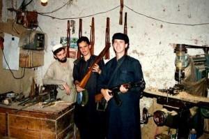 Illegal Gun Makers in Pakistan (15 photos) 3
