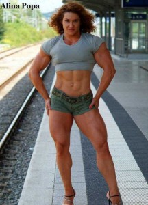 Women With Too Much Testosterone (24 photos) 13