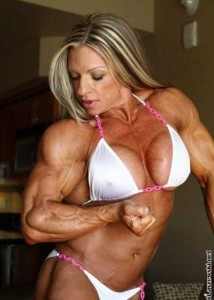 Women With Too Much Testosterone (24 photos) 17