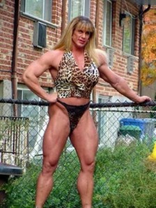 Women With Too Much Testosterone (24 photos) 23