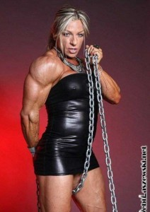Women With Too Much Testosterone (24 photos) 3