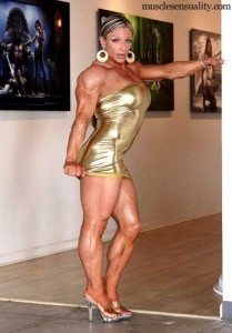 Women With Too Much Testosterone (24 photos) 9
