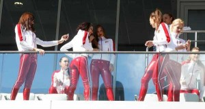 Hot Grid Girls of the Russian Formula One Grand Prix (20 photos) 1