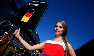 Hot Grid Girls of the Russian Formula One Grand Prix (20 photos) 11