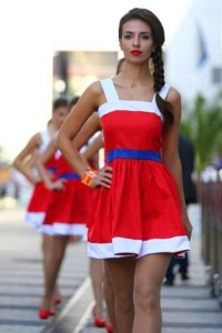 Hot Grid Girls of the Russian Formula One Grand Prix (20 photos) 18