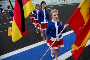 Hot Grid Girls of the Russian Formula One Grand Prix (20 photos) 4