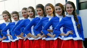 Hot Grid Girls of the Russian Formula One Grand Prix (20 photos) 5