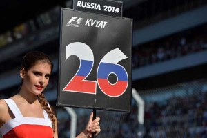 Hot Grid Girls of the Russian Formula One Grand Prix (20 photos) 7