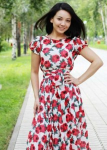 Extremely Attractive Girls of Kazakhstan (50 photos) 13