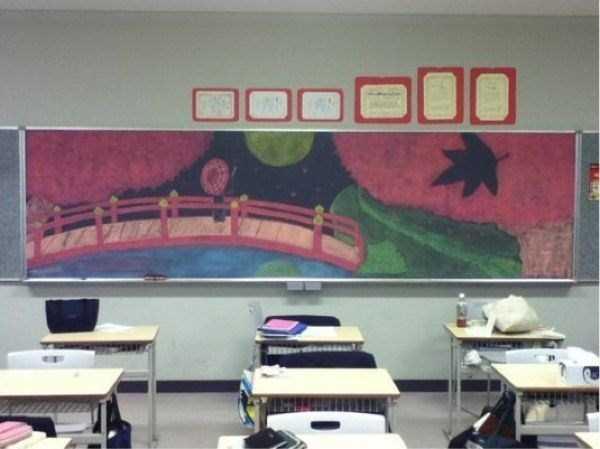 japanese-students-chalkboard-art (9)