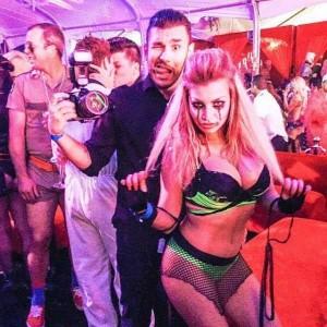 Look Inside Playboy's Halloween Party (52 photos) 10